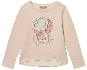 O'Neill Pink Mermaid Bay Graphic Sweatshirt