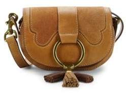 Frye Ilana Suede Mini Crossbody Bag