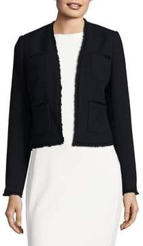 Ellen Tracy Trim Design Blazer
