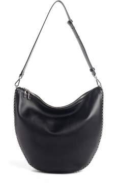 Paco Rabanne Calfskin Leather Hobo