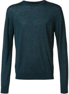 Lanvin crew neck jumper