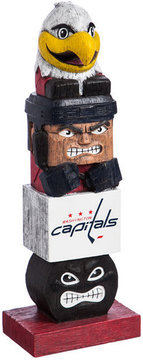 Evergreen Washington Capitals Tiki Totem