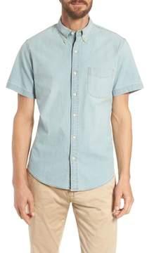 J.Crew Slim Fit Stretch Chambray Shirt
