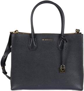 Michael Kors Leather Tote - ADMIRAL - STYLE