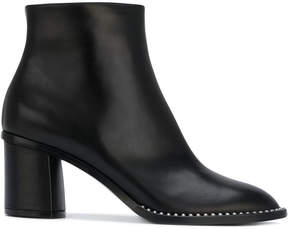 Casadei stud-trimmed Daytime ankle boots