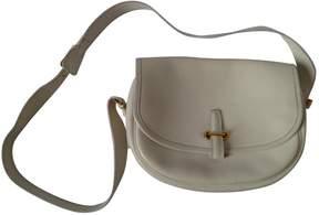 Hermes White Leather Handbag Balle de Golf - WHITE - STYLE