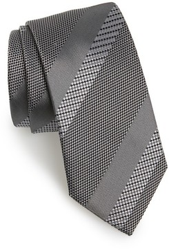 BOSS Men's Stripe Silk Tie