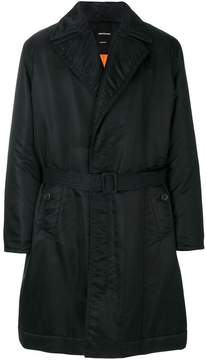 Calvin Klein fitted trench coat