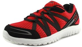 Fila Flyver Youth Round Toe Synthetic Red Running Shoe.