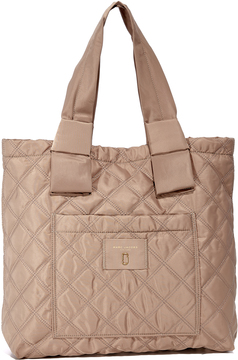 Marc Jacobs Nylon Knot Tote - FRENCH GREY - STYLE