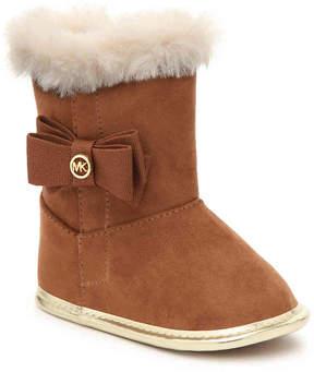 MICHAEL Michael Kors Girls Baby Baba Infant Boot