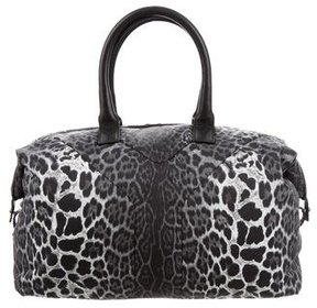 Saint Laurent Leopard Print Easy Bag - ANIMAL PRINT - STYLE
