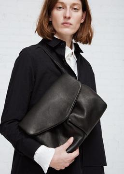 Marsell black handbag