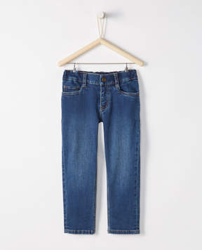 Hanna Andersson Organic Play Denim Five Pocket Jeans