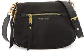 Marc Jacobs Trooper Nomad Nylon Saddle Bag - BLACK - STYLE