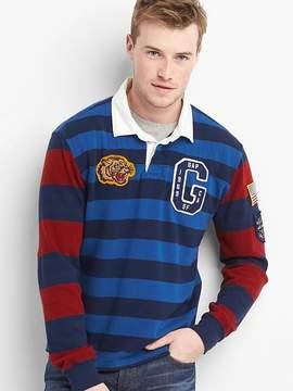 Gap Patchwork rugby shirt
