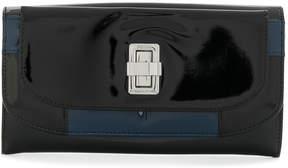 Sonia Rykiel Sonia By clasp fastening continental wallet