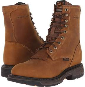 Ariat Workhog 8 Men's Work Lace-up Boots