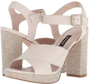 Nine West Jimar Platform Block Heel Sandal Women's Shoes
