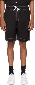 Hope Black Van Shorts