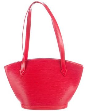 Louis Vuitton Epi St. Jacques Shopping PM - RED - STYLE