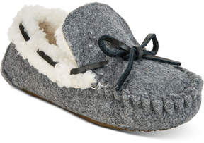 Stride Rite Gabriel Cozy Moccasin Slippers, Baby Boys (0-4) & Toddler Boys (4.5-10.5)