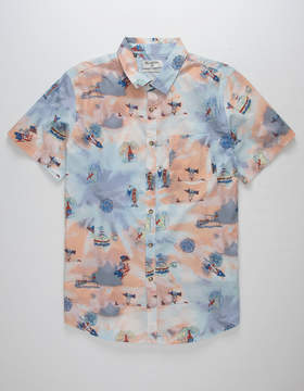 Billabong Sundays Floral Mens Shirt