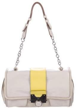 Diane von Furstenberg Keller Leather Shoulder Bag