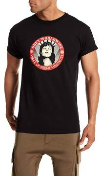 Obey Wake Up Silent Majority Graphic Tee