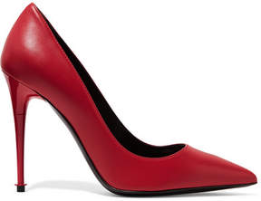 Tom Ford Leather Pumps - Red