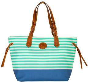 Dooney & Bourke Sullivan Shopper Tote - SEAFOAM BLUE - STYLE