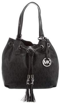 MICHAEL Michael Kors Monogram Bucket Bag