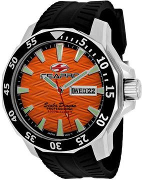 Seapro Scuba Dragon 1000 Meters Collection SP8314 Men's Analog Watch