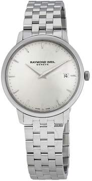 Raymond Weil Toccata Silver Dial Men's Watch