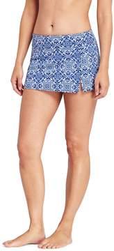 Lands' End Lands'end Women's Mini SwimMini Skirt
