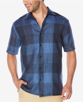 Cubavera Men's Plaid Shirt