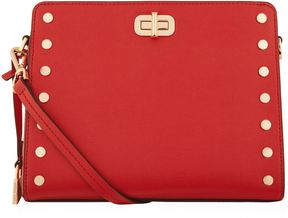Michael Kors Medium Sylvie Messenger Bag - RED - STYLE