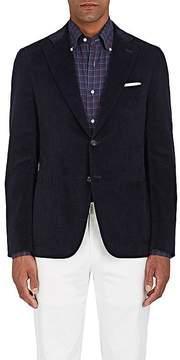 Isaia Men's Cortina Cotton Corduroy Two-Button Sportcoat