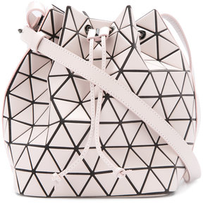 Issey Miyake Prism bucket bag