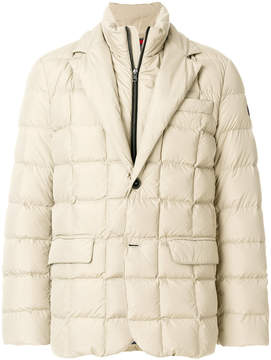 Fay blazer style quilted jacket