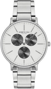Kenneth Cole New York Kenneth Cole Men's Stainless Steel Bracelet Watch 46mm KC14946007