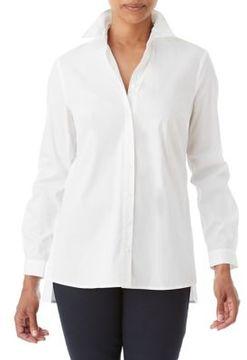 Olsen Big Button-Down Shirt