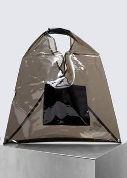 MM6 MAISON MARGIELA Plastic Triangle Bag