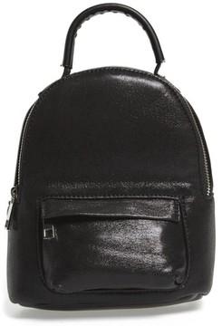 Street Level Mini Convertible Backpack - Black
