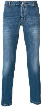 Entre Amis cropped style jeans