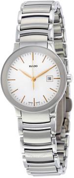 Rado Centrix S Silver Dial Ladies Watch Watch