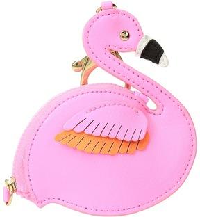 Lilly Pulitzer - Flamingo Coin Case Coin Purse