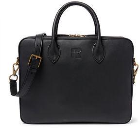 Ralph Lauren Leather Soft Gents Briefcase