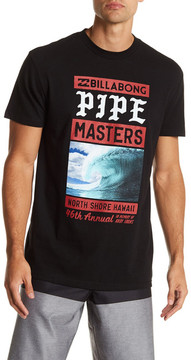 Billabong Pipe Poster Graphic Tee