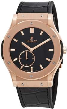 Hublot Classic Fusion Classico Ultra Thin Black Dial Men's Watch